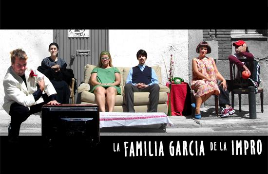 Familia García de la Impro