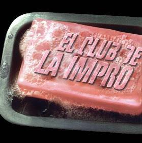 logo club de la impro