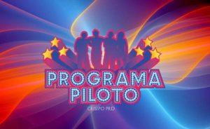 Cartel Programa Piloto
