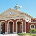 The_Woodlands_College_Park_Front_Image