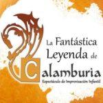 Cartel Leyenda de Calamburia