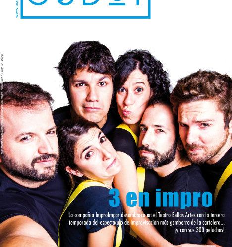 La impro está en los teatros de Madrid