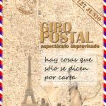 Cartel Giro Postal