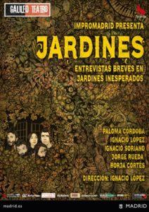 Jardines - Impromadrid