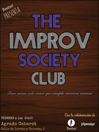The Improv Society Club