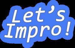 Let's Impro!