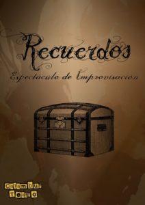 Cartel Recuerdos - Calambur