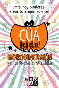 Cartel CÜÁ Kids!