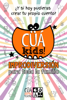 Cartel CÜÁ Kids!