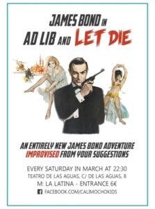 Cartel AdLib and Let Die