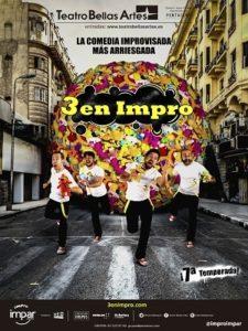 3 en Impro - Impro Impar (7a temporada)