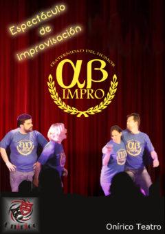 Alfa Beta Impro - Onírico Teatro