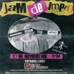 Jam de Impro - Las 4perchas