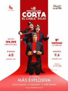 Corta el Cable Rojo - 9a temporada