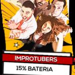 Improtubers: 15% batería - Let's Impro