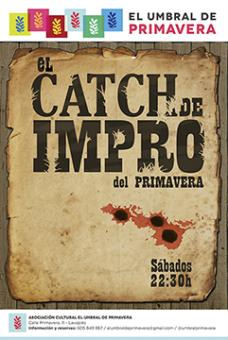 Catch de Impro del Primavera - Let's Impro