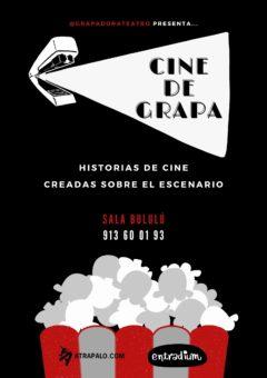 Cine de Grapa - La Grapadora